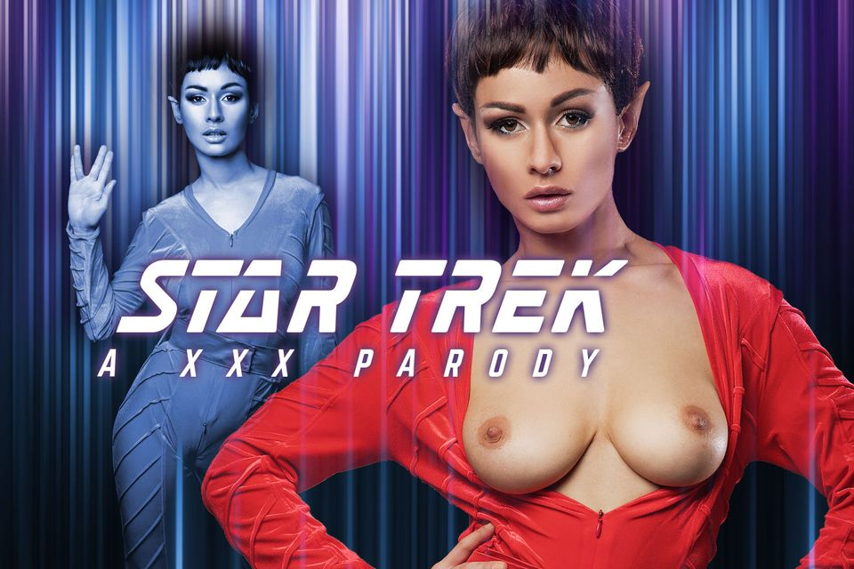 Star Trek Enterprise A XXX Parody VR Porn Video