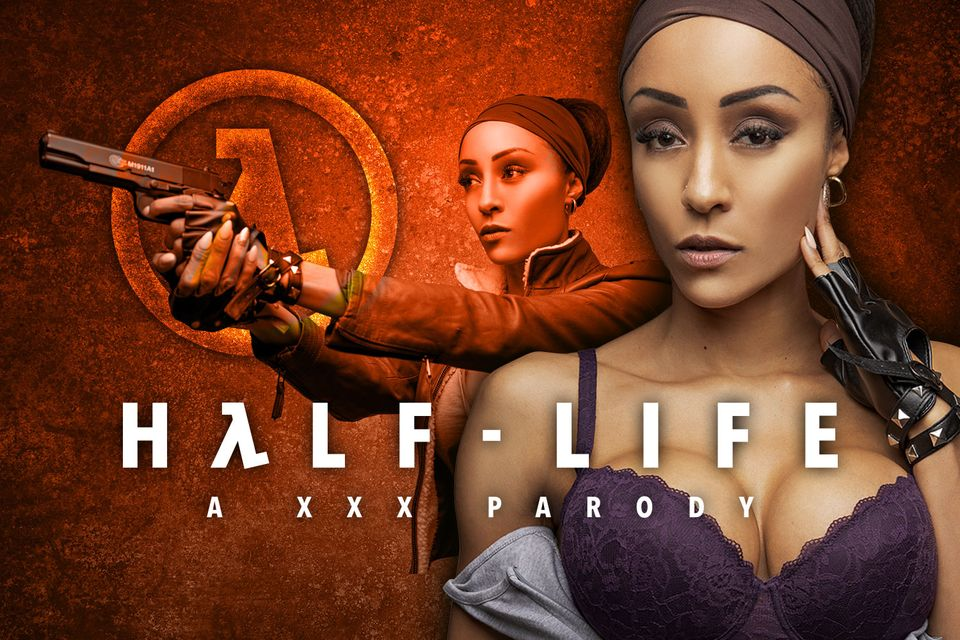 Half Life A XXX Parody VR Porn Video