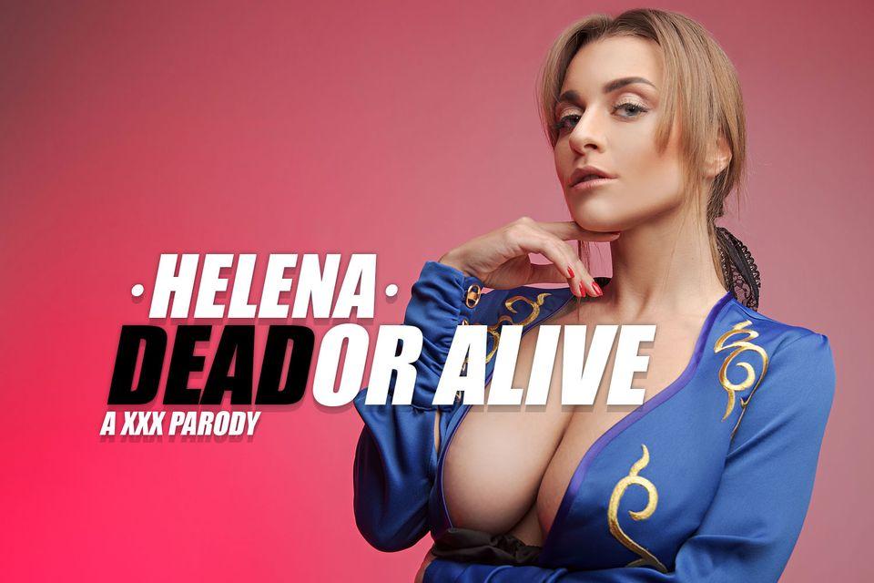 DOA: Helena Douglas A XXX Parody VR Porn Video
