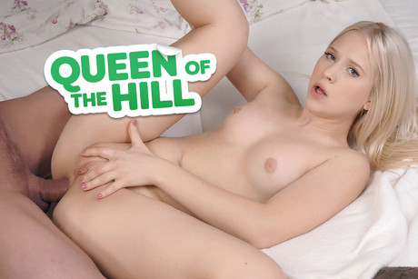 Queen of the Hill VR Porn Video