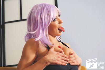 Rosario + Vampire A XXX Parody VR Porn Video