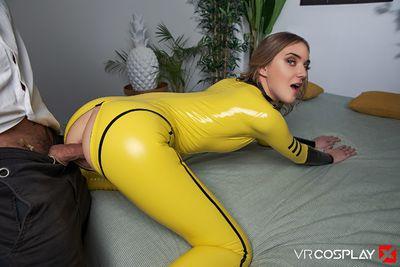 Star Blazers A XXX Parody VR Porn Video