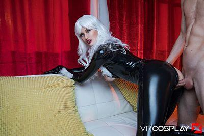 Black Cat A XXX Parody VR Porn Video