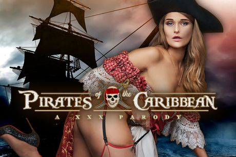Pirates of the Caribbean A XXX Parody VR Porn Video