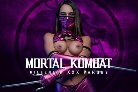 Mortal Kombat: Mileena A XXX Parody VR Porn Video