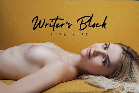 Writer's Block VR Porn Video
