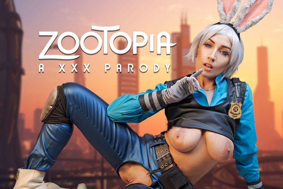 Zootopia A XXX Parody VR Porn Video