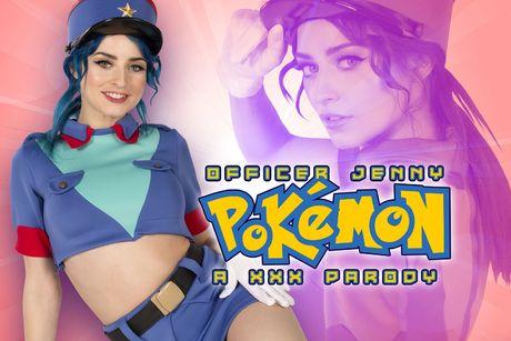 Pokemon: Officer Jenny A XXX Parody VR Porn Video