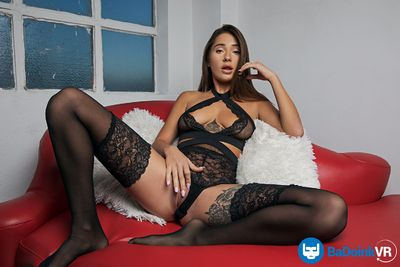 Liya Silver Fucks Photographer VR Porn Video