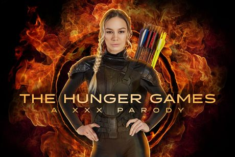 Hunger Games A XXX Parody VR Porn Video