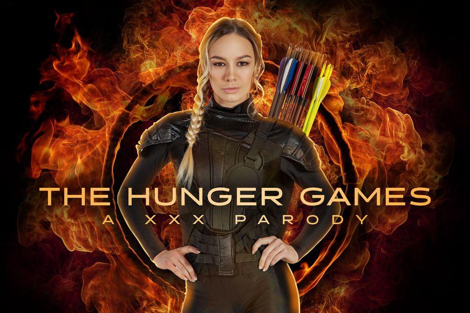 Hunger Games A XXX Parody VR Porn Video