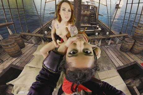 Captain Cock Arrow VR Porn Video