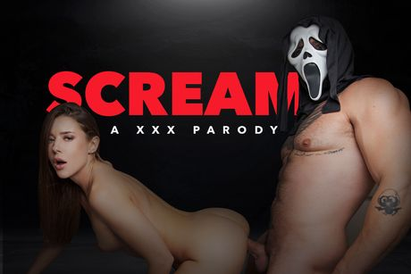 Scream A XXX Parody VR Porn Video