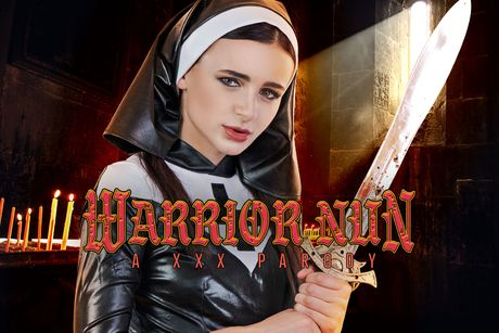 Warrior Nun A XXX Parody VR Porn Video