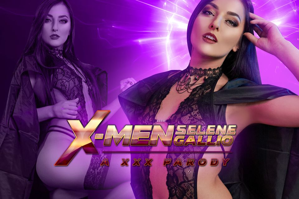 X-Men: Selene Gallio A XXX Parody VR Porn Video