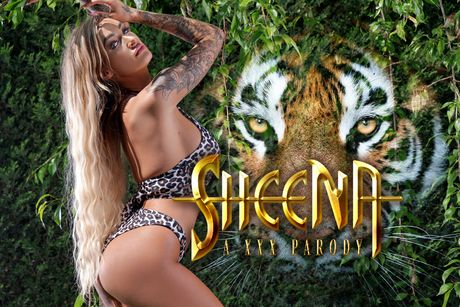 Sheena A XXX Parody VR Porn Video