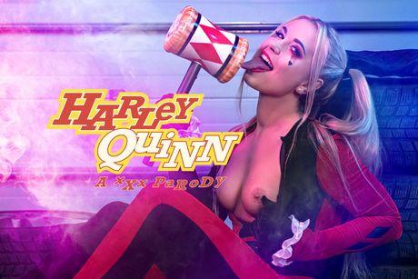 Harley Quinn A XXX Parody VR Porn Video