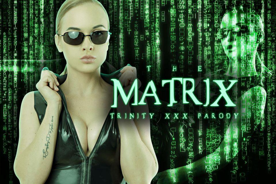 The Matrix: Trinity A XXX Parody VR Porn Video