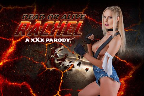 Dead or Alive: Rachel A XXX Parody VR Porn Video