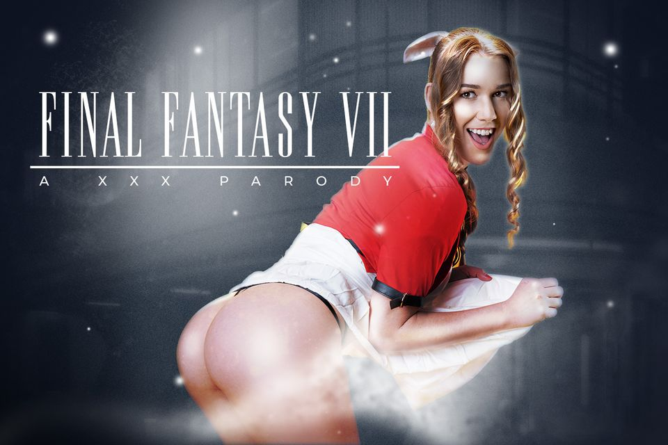 Final Fantasy: Aerith Gainsborough A XXX Parody VR Porn Video