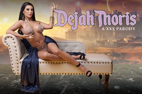 Dejah Thoris A XXX Parody VR Porn Video