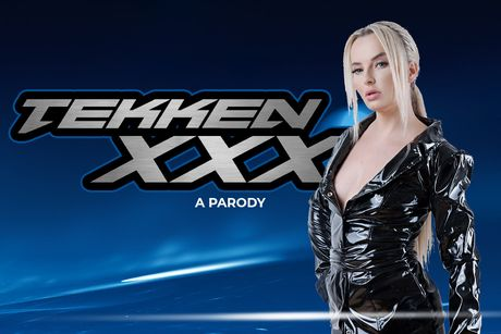 Tekken: Nina Williams A XXX Parody VR Porn Video