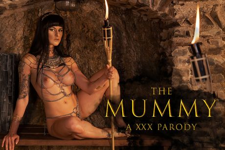 The Mummy A XXX Parody VR Porn Video