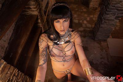 The Mummy A XXX Parody VR Porn Video