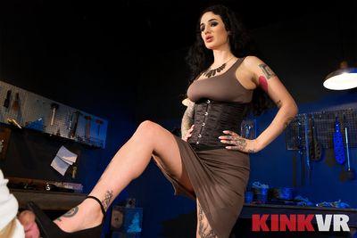 The Babes of Kink: Compilation VR Porn Video
