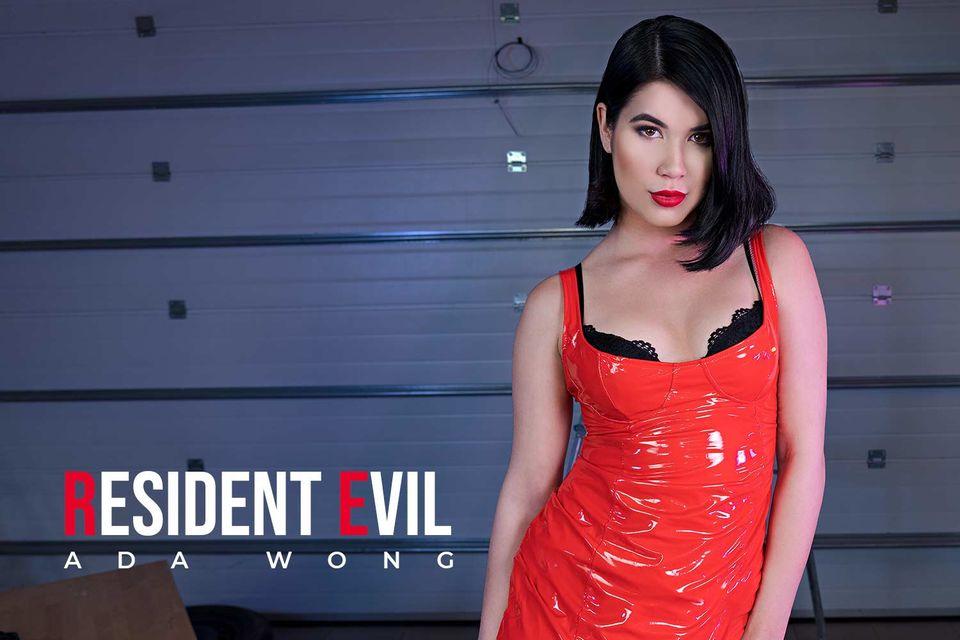 Resident Evil: Ada Wong A XXX Parody VR Porn Video