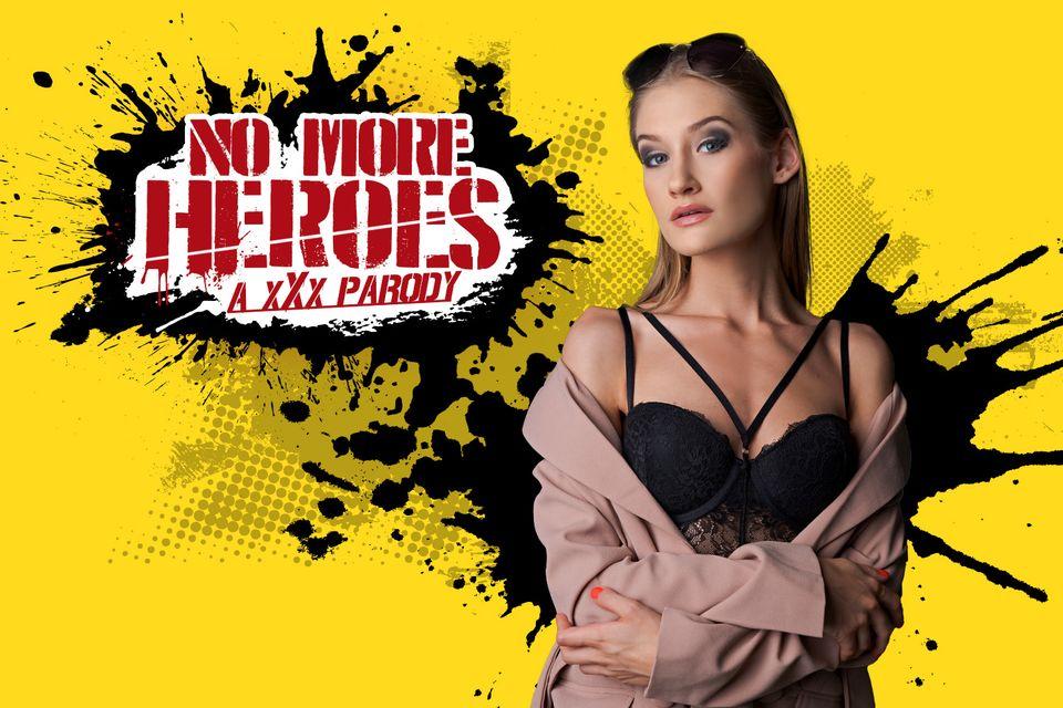 No More Heroes A XXX Parody VR Porn Video