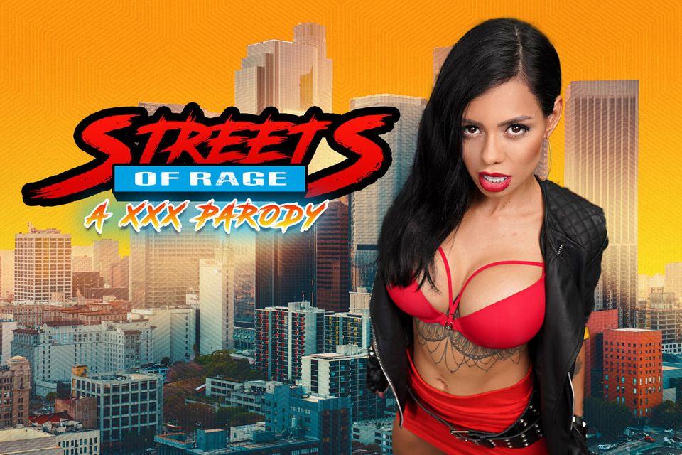 Streets of Rage A XXX Parody VR Porn Video