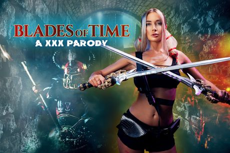 Blades of Time A XXX Parody VR Porn Video