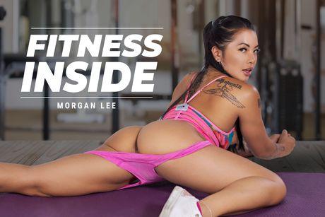 Fitness Inside VR Porn Video