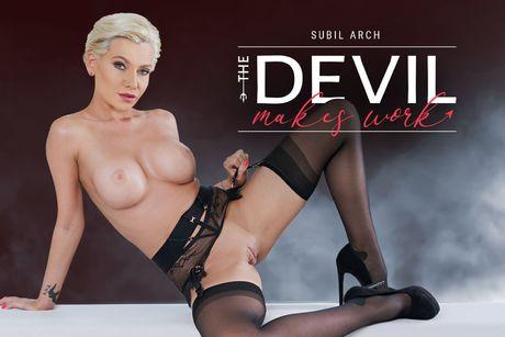 The Devil Makes Work VR Porn Video