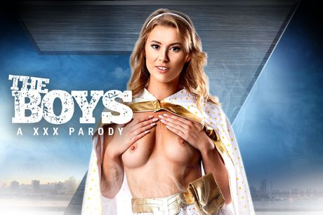 The Boys A XXX Parody VR Porn Video