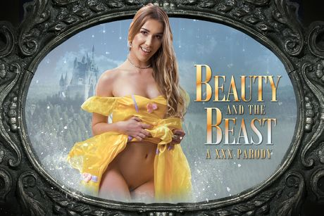 Beauty and the Beast A XXX Parody VR Porn Video