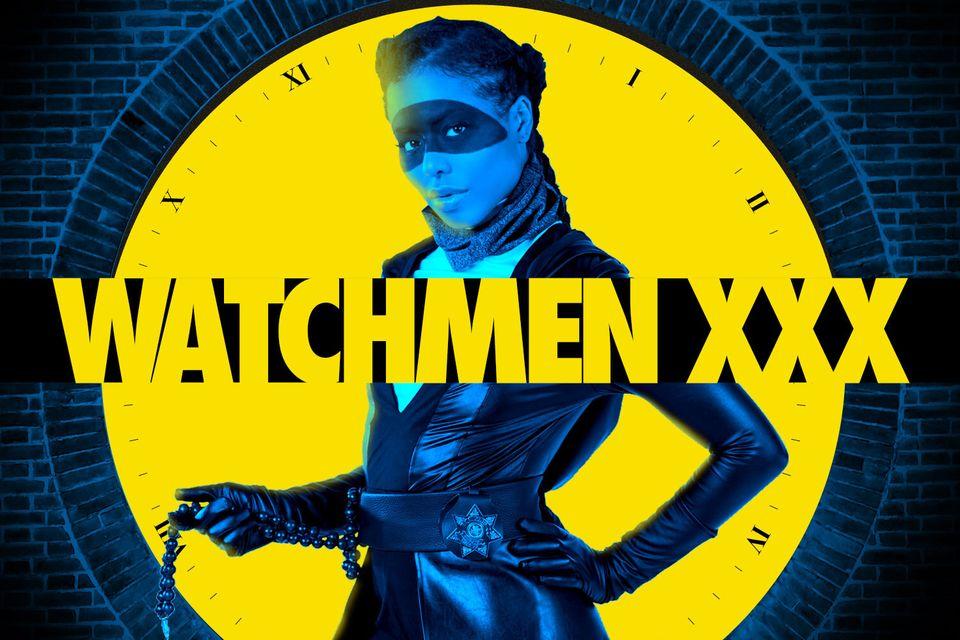 Watchmen: Sister Night A XXX Parody VR Porn Video