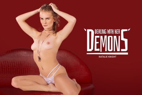 Dealing with Her Demons VR Porn Video
