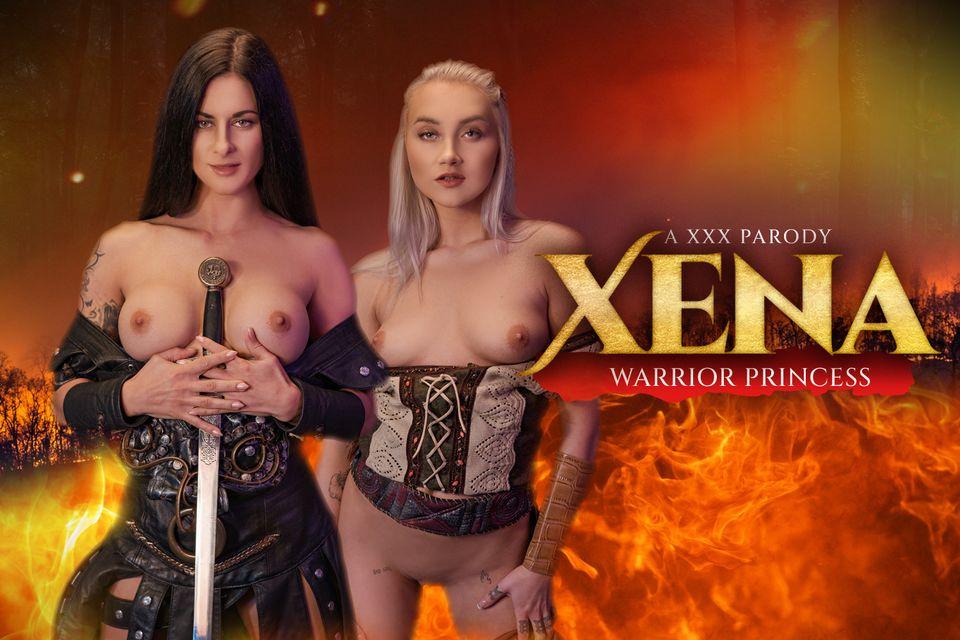 Xena Warrior Princess A XXX Parody VR Porn Video