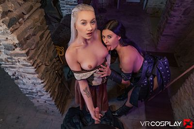 Xena Warrior Princess A XXX Parody VR Porn Video
