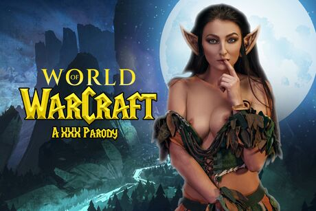 World of Warcraft A XXX Parody VR Porn Video