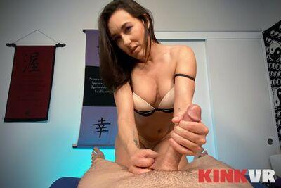 Get In Get Off VR Porn Video