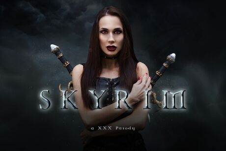 Skyrim A XXX Parody VR Porn Video