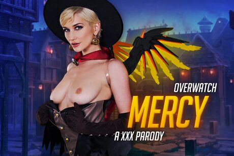 Overwatch: Mercy A XXX Parody VR Porn Video