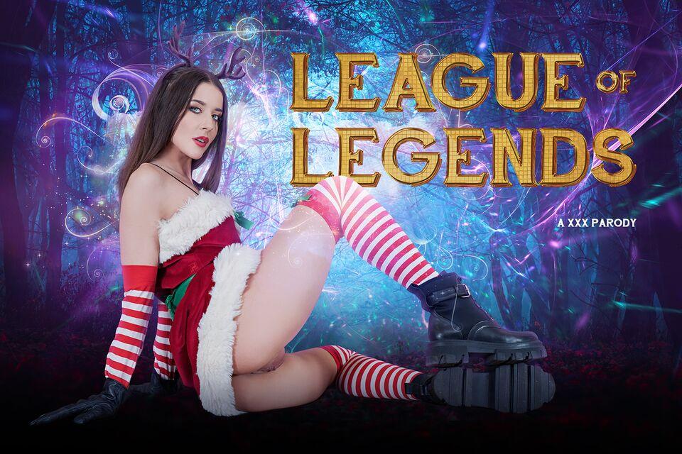 League of Legends: Katarina A XXX Parody VR Porn Video
