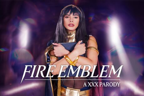 Fire Emblem A XXX Parody VR Porn Video