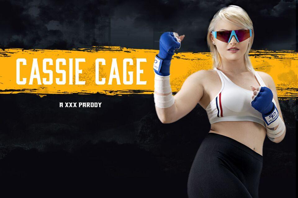 Mortal kombat cosplay porn Mortal Kombat Cassie Cage A Xxx Parody Vr Cosplay Porn Video Vrcosplayx