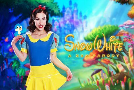 Snow White A XXX Parody VR Porn Video