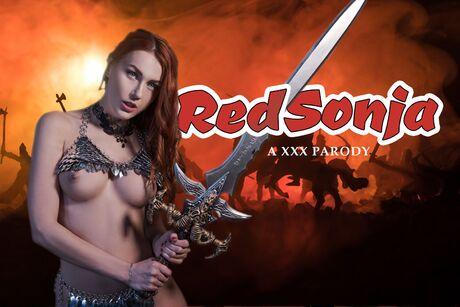 Red Sonja A XXX Parody VR Porn Video